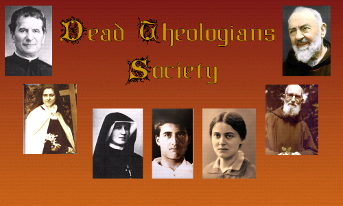 Dead Theologians Society